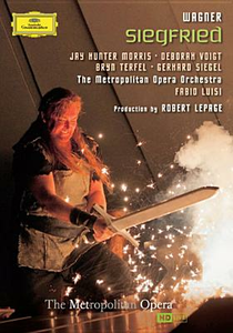 Film Richard Wagner. Siegfried. Sigfrido
