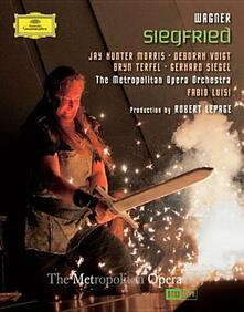 Richard Wagner. Siegfried. Sigfrido - Blu-ray