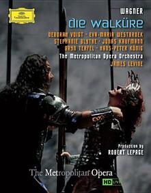 Richard Wagner. Die Walkure. La valchiria - Blu-ray