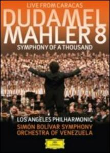 "Gustav Mahler. Symphony no. 8 ""Of a Thousand"". ""Dei Mille"" - Blu-ray"