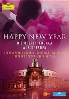 Happy New Year. Die Operettengala Aus Dresden - DVD
