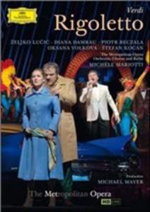 Film Giuseppe Verdi. Rigoletto Michael Mayer