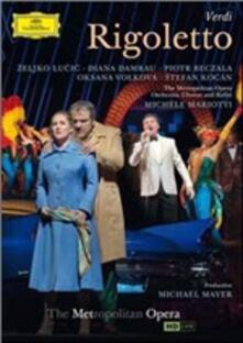 Giuseppe Verdi. Rigoletto (DVD) - DVD di Giuseppe Verdi,Piotr Beczala