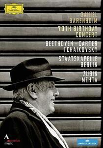 Daniel Barenboim. 70th Birthday Concert - DVD