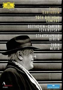 Film Daniel Barenboim. 70th Birthday Concert