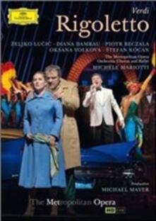 Giuseppe Verdi. Rigoletto di Michael Mayer - Blu-ray