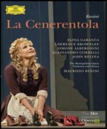 Gioacchino Rossini. La Cenerentola di Sharon Thomas - Blu-ray