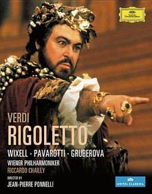 Giuseppe Verdi. Rigoletto di Jean-Pierre Ponnelle - Blu-ray