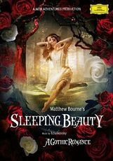 Film Matthew Bourne. Sleeping Beauty. A Gothic Romance