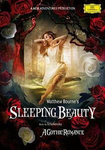 Matthew Bourne. Sleeping Beauty. A Gothic Romance - DVD