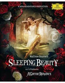 Matthew Bourne. Sleeping Beauty. A Gothic Romance - Blu-ray