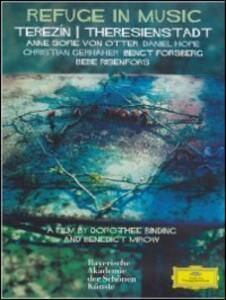 Refuge In Music. Terezín - Theresienstadt - DVD