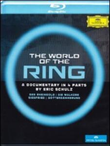 The World of the Ring (2 Blu-ray) di Eric Schulz - Blu-ray