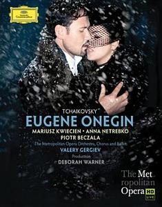 Film Pyotr Ilyich Tchaikovsky. Eugene Onegin Deborah Warner