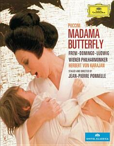 Giacomo Puccini. Madama Butterfly di Jean-Pierre Ponnelle - Blu-ray