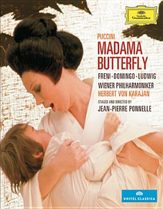 Film Giacomo Puccini. Madama Butterfly Jean-Pierre Ponnelle