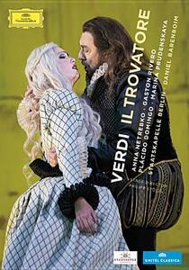 Giuseppe Verdi. Il Trovatore di Philipp Stölzl - DVD