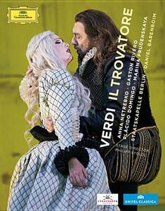 Giuseppe Verdi. Il Trovatore di Philipp Stölzl - Blu-ray