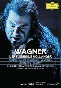 Richard Wagner. Der Fliegende Holländer. L'Olandese Volante - DVD
