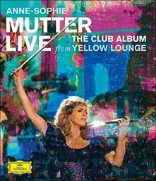 Anne-Sophie Mutter. The Club Album from Yellow Lounge - Blu-ray