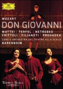 Wolfgang Amadeus Mozart. Don Giovanni (2 DVD) di Robert Carsen - DVD