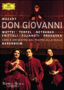 Film Wolfgang Amadeus Mozart. Don Giovanni Robert Carsen