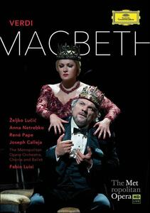 Giuseppe Verdi. Macbeth (2 DVD) - DVD
