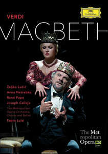 Film Giuseppe Verdi. Macbeth