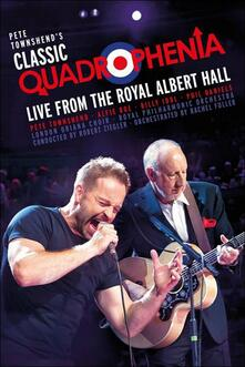 Pete Townshend's Classic Quadrophenia. Live from The Royal Albert Hall di Robert Ziegler - Blu-ray