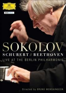 Film Grigory Sokolov. Schubert. Beethoven. Live At The Berlin Philharmonie Bruno Monsaingeon