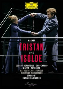 Film Richard Wagner. Tristano e Isotta. Tristan und Isolde Katharina Wagner