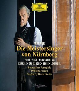 I maestri cantori di Norimberga (Blu-ray) - Blu-ray