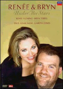 Film Renée Fleming & Bryn Terfel. Under The Stars