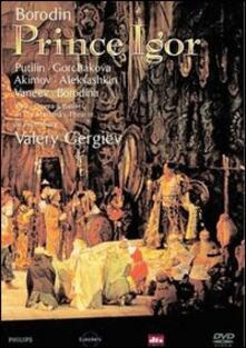 Alexandre Borodin. Prince Igor (2 DVD) - DVD