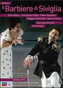 Gioacchino Rossini. Il barbiere di Siviglia (2 DVD) - DVD di Gioachino Rossini,Juan Diego Florez,Maria Bayo,Gianluigi Gelmetti