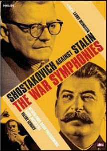 Film Dimitry Shostakovich. Shostakovich Against Stalin. War Symphonies