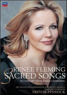 Renée Fleming. Sacred Song - DVD