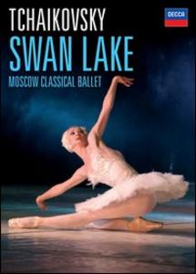 Film Pyotr Ilyich Tchaikovsky. Swan Lake. Il lago dei cigni. Moscow Classical Ballet