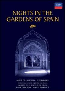Film Nights in the Gardens of Spain