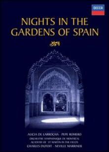 Nights in the Gardens of Spain - DVD