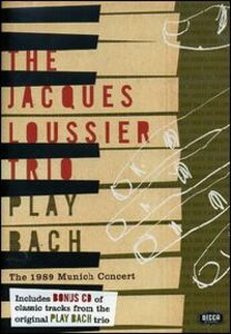 Film The Jacques Loussier Trio. Play Bach