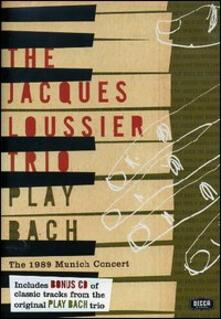 The Jacques Loussier Trio. Play Bach - DVD