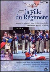 Film Gaetano Donizetti. La fille du Régiment. La figlia del reggimento