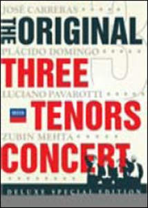 Film The Original Three Tenors Concert