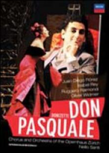 Gaetano Donizetti. Don Pasquale - DVD