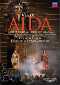 Film Giuseppe Verdi. Aida Franco Zeffirelli