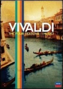 Film Antonio Vivaldi. The Four Seasons. Le Quattro Stagioni. I musici