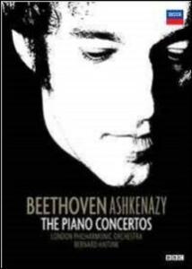 Ludwig van Beethoven. Piano Concertos Nos. 1-5 (2 DVD) - DVD