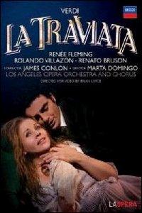 Film Giuseppe Verdi. La Traviata Marta Domingo