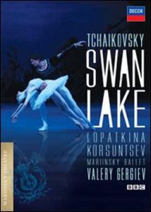 Film Pyotr Ilyich Tchaikovsky. Swan Lake. Il lago dei cigni